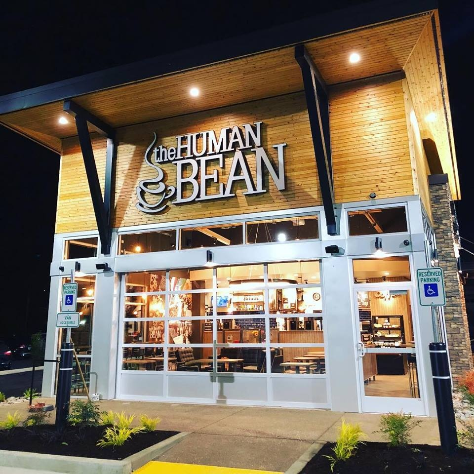 Dairy-Free and Vegan options at The Human Bean coffee shops