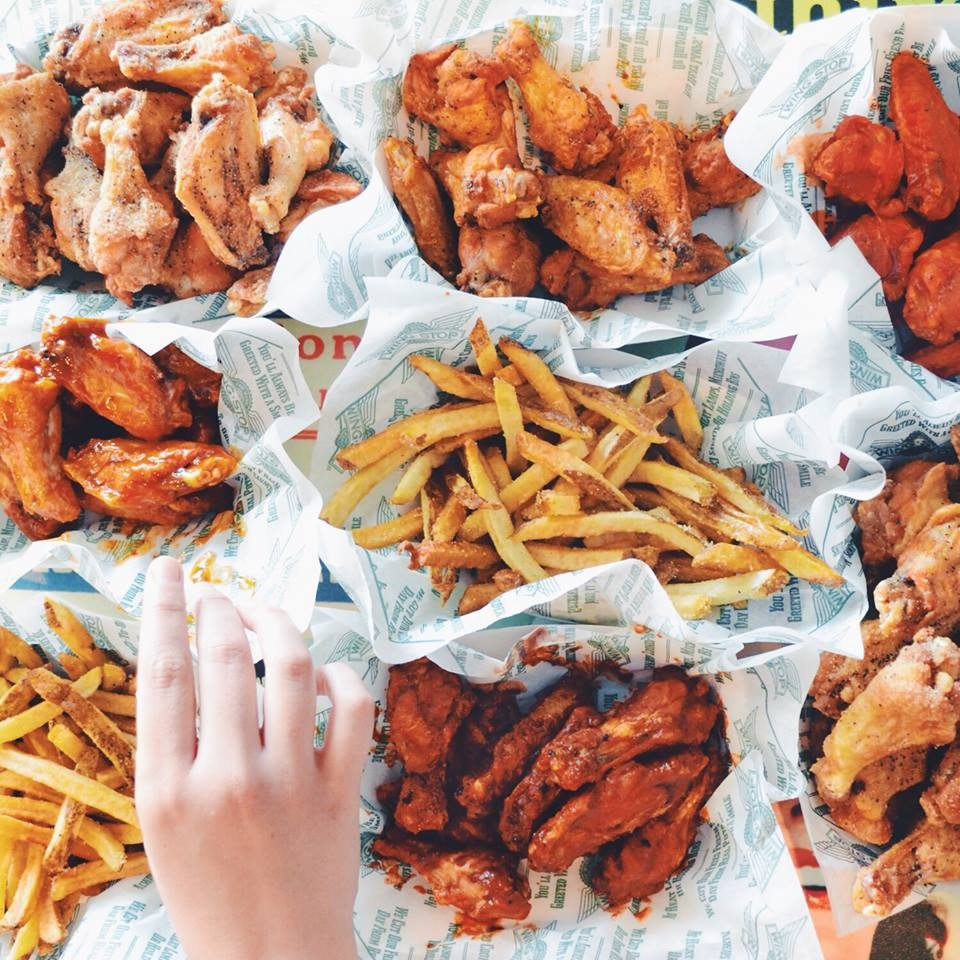 Wingstop - Guide to the Dairy-free Options and Allergy Notes