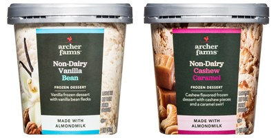 5 Store Brands of Dairy-Free Ice Cream You Didn't Know Existed (pictured: Archer Farms by Target)