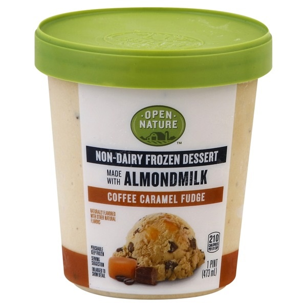 5 Store Brands of Dairy-Free Ice Cream You Didn't Know Existed (pictured: Nature's One from Safeway)