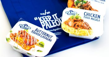 Ice Age Meals Delivers Paleo, Dairy-Free, Gluten-Free, Sugar-Free and Soy-Free Frozen Meals throughout the United States. Also appropriate for Zone Diet and Whole30