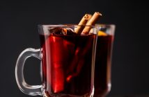 Classic German Glühwein Recipe to Warm the Soul this Winter Season - a naturally dairy-free, vegan, allergy-friendly hot mulled wine. Great for holiday parties or a cold weather warmer! Traditional to Austria and Germany