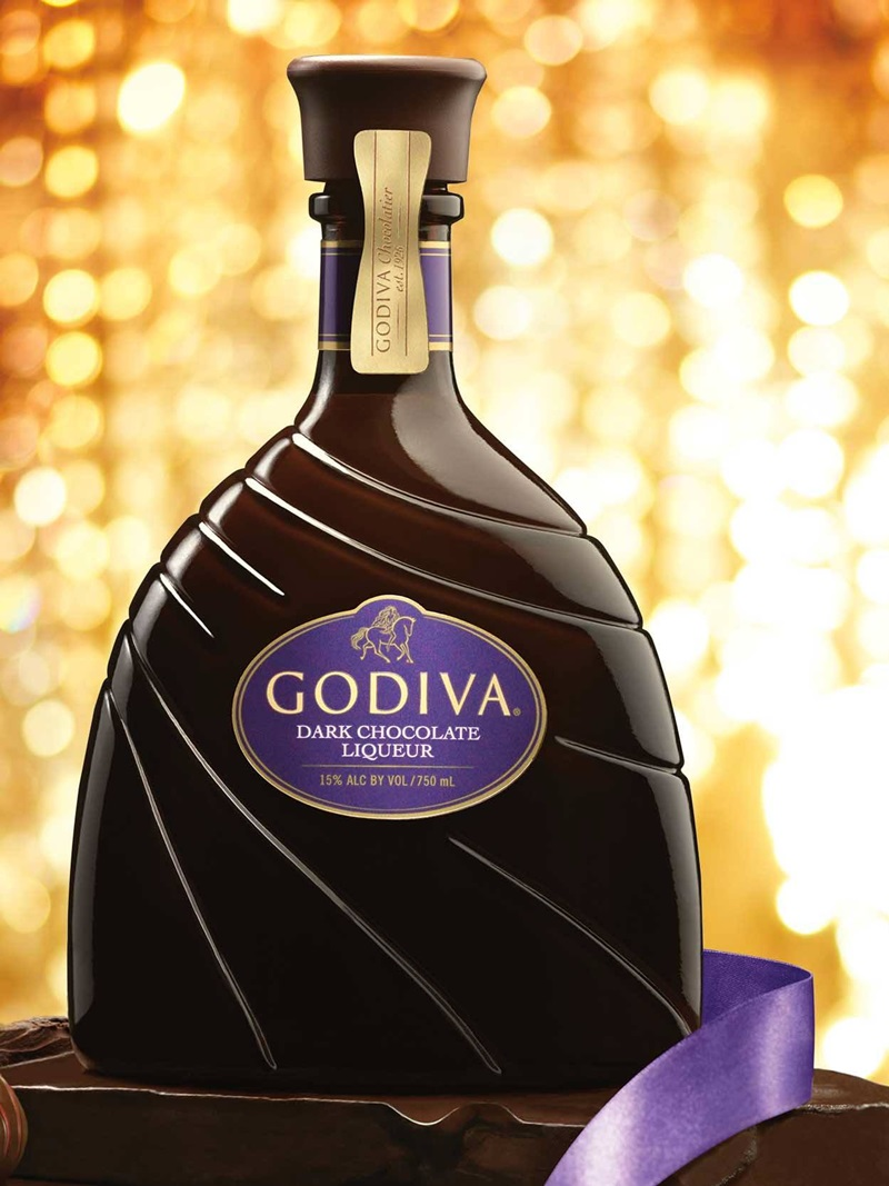Godiva Dark Chocolate Liqueur is Dairy Free!