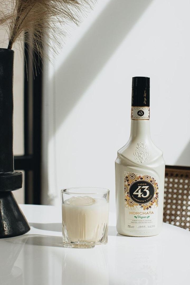 Licor 43 Vegan Horchata - The Best Dairy-Free Cream Liqueurs to Make You Forget Irish Cream