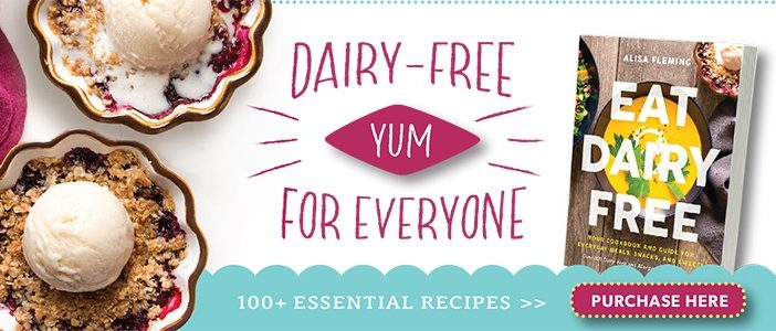 Epic Spring Sale on 'Eat Dairy Free' Cookbook (Limited Time!)