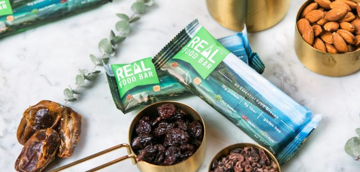 Real Food Bars are the Complete Package for Active Dairy-Free Lifestyles