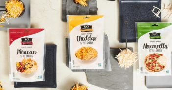 So Delicious Dairy-Free Shreds Reviews and Info - plant-based cheese alternative reformulated and repackaged in 2021 - in 3 vegan flavors!