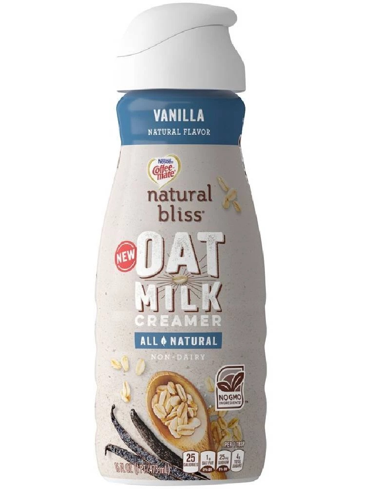 5 New Dairy-free Foods that Take Oat Milk to the Next Level - dairy-free, plant-based, and vegan