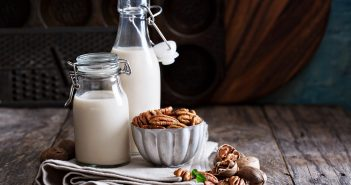 Homemade Dairy-Free Pecan Milk Recipe with All the Answers You Need - plant-based, vegan, gluten-free and soy-free with FAQs and Tips!