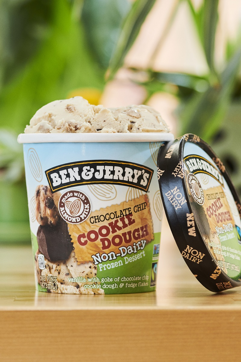 Ben & Jerry's Non-Dairy Frozen Dessert Review - now available in 11 flavors. Full ingredient lists, allergen info, tasting notes, and reader reviews - see what others think and share your review!