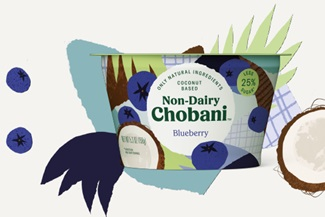 Chobani Non-Dairy Cups - Just Like Yogurt, but Dairy-free, Plant-Based and Vegan. We've Got the Ingredients, Ratings and More