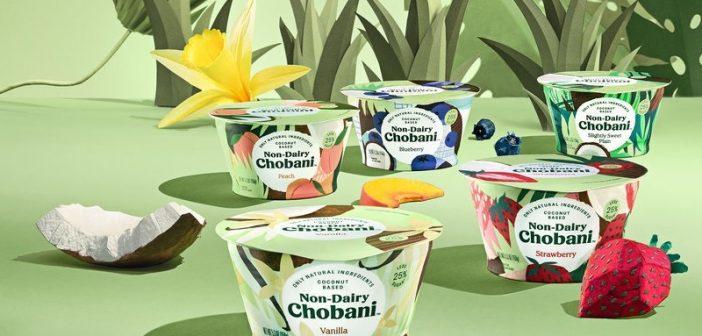 "Chobani Non-Dairy Cups are Coconut-Based ""Yogurt,"" We Think"