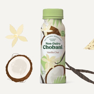 Chobani Non-Dairy Drinks - Just Like Yogurt Beverages, but Dairy-free, Plant-Based and Vegan. We've Got the Ingredients, Ratings and More