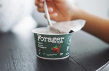 Forager Project Coconut Cashewgurt Review - Premium, Full-Fat Dairy-Free Yogurt Alternative. Post includes ingredients, allergen info & more plus user reviews on taste on taste and consistency.