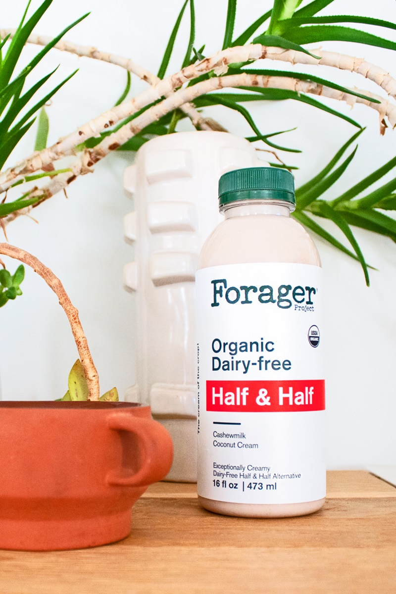 Forager Project Dairy-Free Half & Half Alternative is organic and very creamy. Vegan and soy-free. Get full ingredients, ratings, and more here ...