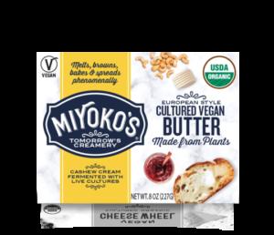 Miyoko's Vegan Butter Review and Info