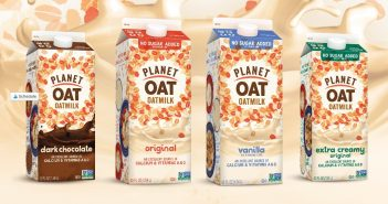 Planet Oat Oatmilk Revew - ratings, ingredients, allergen info, certifications and more! It's dairy-free, nut-free, soy-free, vegan and labeled as gluten-free.