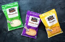 So Delicious Dairy-Free Shreds - Vegan Cheese Alternative in three varieties. Ingredients, allergen info, tasting notes, ratings, and reviews.