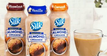 Silk Almond Creamer is Nuts for Dairy-Free Coffee and Recipes - Review, Ratings, Ingredients and more info - Dairy-free, Vegan, Soy-free and Gluten-free