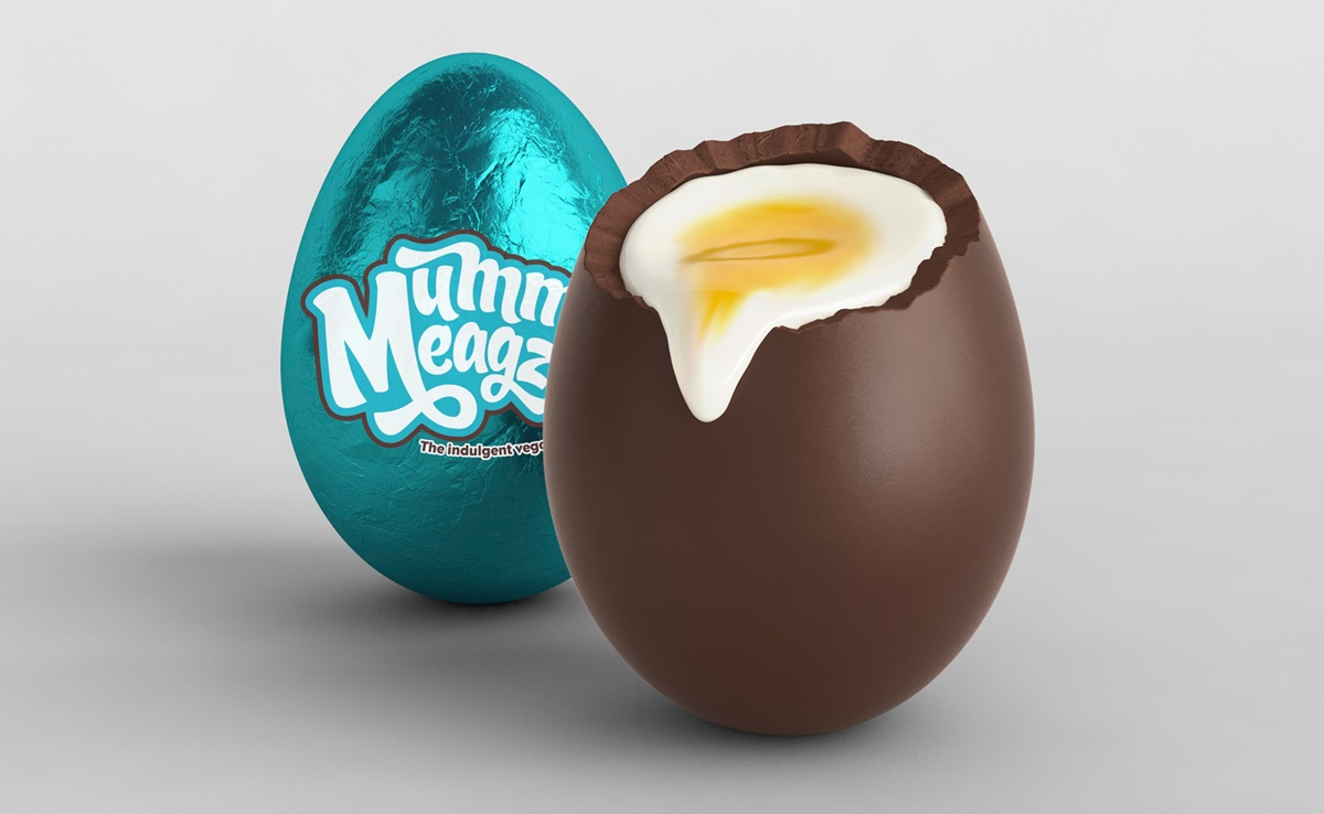 Dairy-Free Easter Chocolate in Australia, the UK and the rest of Europe - most options are vegan and gluten-free, some soy-free and nut-free, too! Pictured: Mummy Meagz Cadbury Eggs