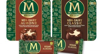 Magnum Non-Dairy Ice Cream Bars Have Gone Global - 2 flavors, now in the U.S., U.K. Australia, Finland and Sweden. We have ingredients, ratings, and more ....