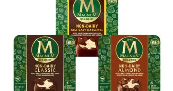 Magnum Non-Dairy Ice Cream Bars Have Gone Global - 3 flavors, now in the U.S., U.K. Australia, Finland and Sweden. We have ingredients, ratings, and more ....