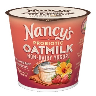 Nancy's Oatmilk Yogurt Combines Plant Protein and Non-Dairy Probiotics (Review, Ingredients, Allergen Info & More) - Dairy-Free, Nut-Free, Gluten-Free, Soy-Free & Vegan