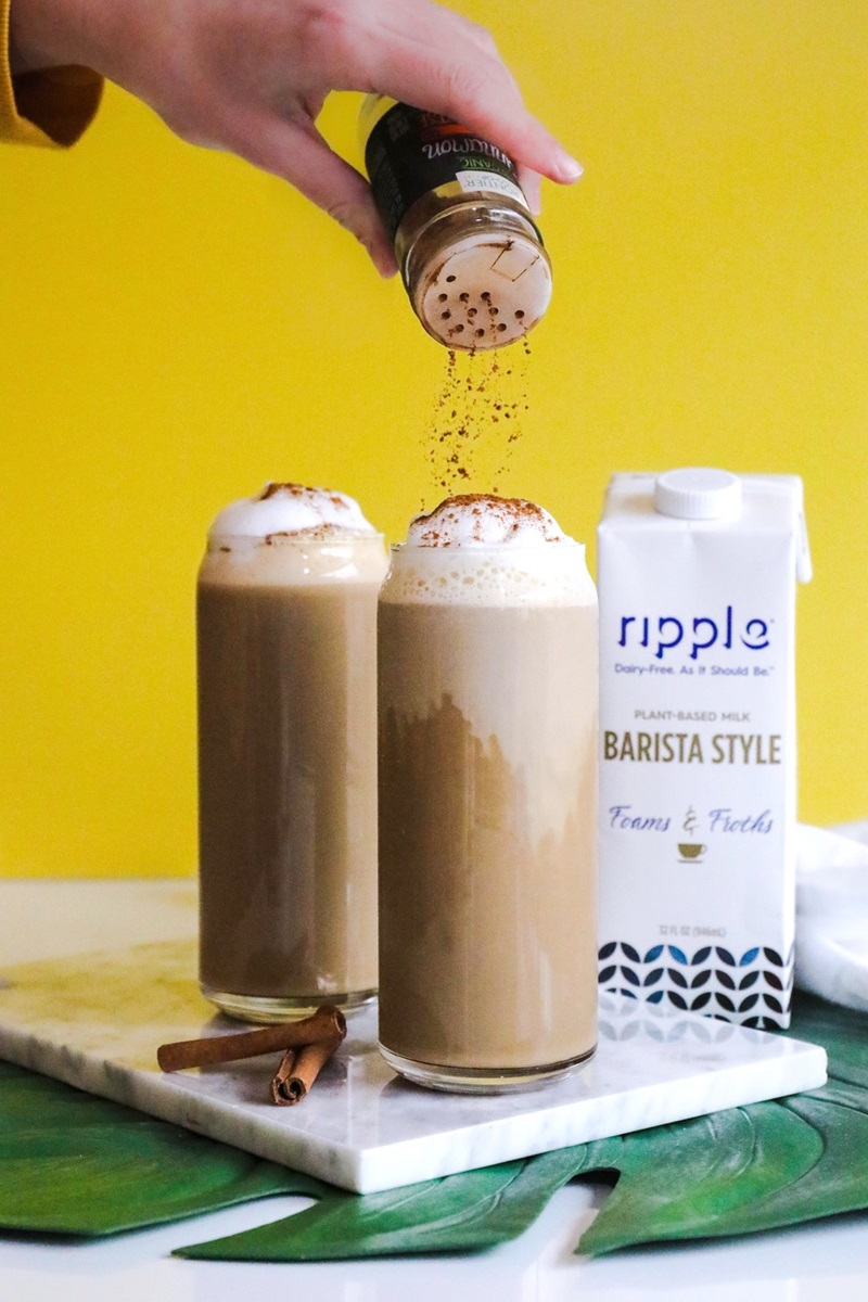 Ripple Barista Style Plant-Based Milk Review and Information - Vegan, Top 8 Allergen-Free and it Foams and Froths!