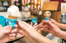 Ben & Jerry's Scoop Shops Have These Dairy-Free and Vegan Menu Items + Tips for Free Cone Day!