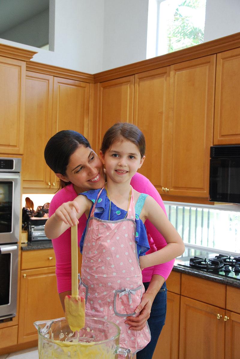 Dairy-Free Gluten-Free Blueberry Pancake Bread Recipe that will Inspire Little Chefs + a Gluten-Free, Allergy-Friendly Baking Club for Kids