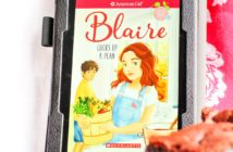 American Girl Blaire Cooks Up a Plant - Book Review for Dairy-Free, Food Allergies, and Lactose Intolerance