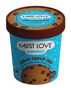 Must Love Bananas Nice Cream Reviews and Information - Healthy Dairy-Free, Vegan, and Paleo Frozen Dessert in Several Popular Ice Cream Flavors.