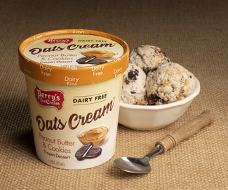 Perry's Oats Cream Review and Information! Dairy-free and vegan ice cream pints from a 100 year old dairy. We have the ingredients, allergen info, availability, ratings and more!