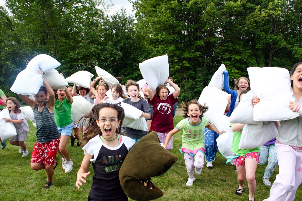 THE Big List of Gluten-Free, Vegan and Food Allergy Camps for Kids