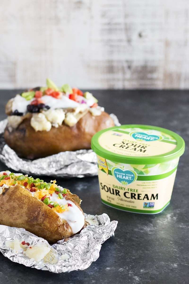 Follow Your Heart Sour Cream is Nacho Average Dairy-Free Alternative - we have the ingredients, allergen info, and more for this reformulated, coconut-free product (and you can rate it!)