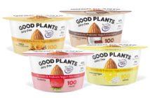 Good Plants Dairy-Free Almondmilk Yogurt is also a Low-Sugar Alternative - Review and Information for this vegan, probiotic yogurt brand in 4 flavors