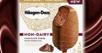 Haagen Dazs Non-Dairy Frozen Dessert Bars - Review, ratings, ingredients, nutritional information, availability, and more!
