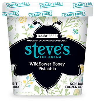 Steve's Dairy Free Ice Cream Review & Information - 8 unique artisan flavors! Ingredients, availability, ratings, and more ...