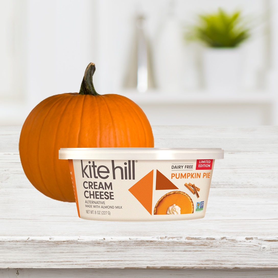 Kite Hill Cream Cheese Style Spread Now Sold in 5 Spreadable Flavors - ratings, ingredients, nutritional information, and more here! (dairy-free, vegan, gluten-free, soy-free)