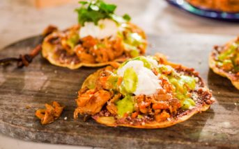 Plant-Based Tinga Recipe - it's Like Mexican Pulled Chicken, Only Better - naturally vegan, gluten-free, top allergen-free, and paleo friendly