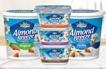 Almond Breeze Almondmilk Yogurt Alternative Review and Information - dairy-free yogurts with toppings by Blue Diamond