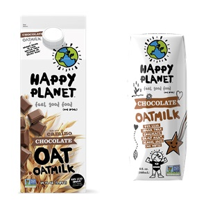 Happy Planet Oatmilk Review and Info! Dairy-free, Vegan and Allergy-Friendly in 3 Flavors + Single Serve Sizes