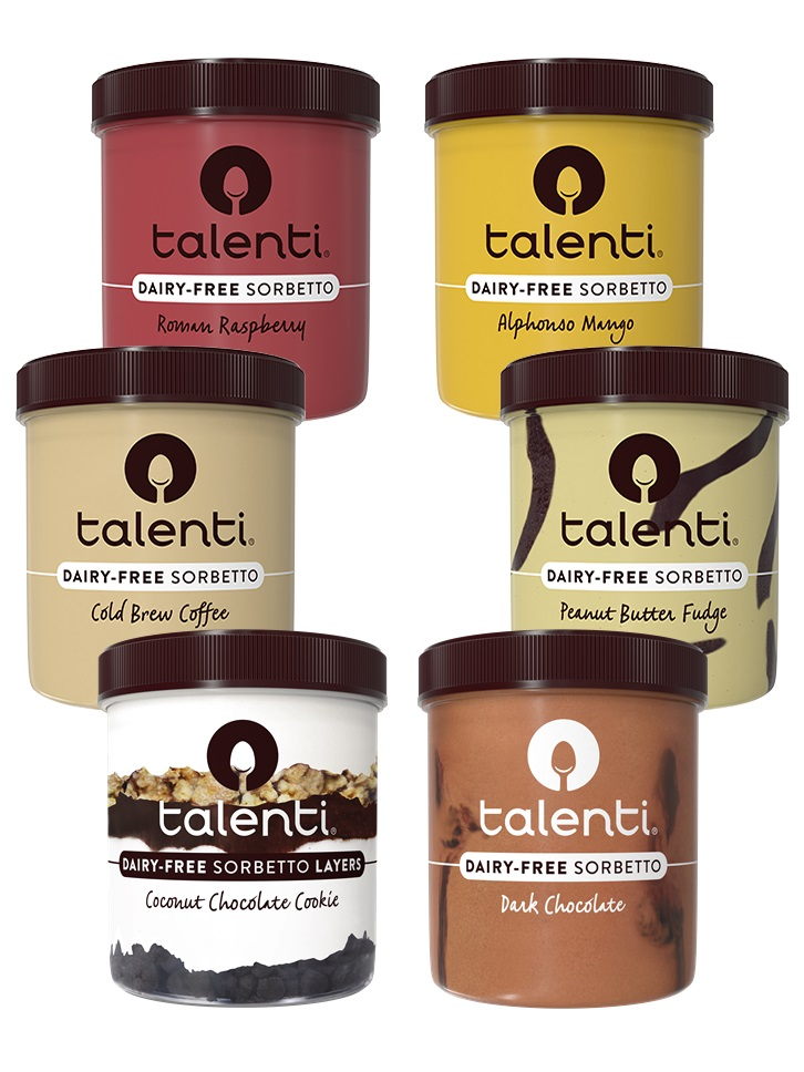 Talenti Sorbetto Review and Information - Pure, Creamy Italian Sorbets, all dairy-free, most vegan