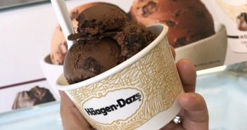 Dairy-Free and Vegan Menu Guide for Haagen Dazs Ice Cream Shops