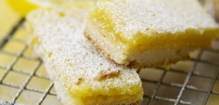Dairy-Free Lemon Bars as Good as the Classic Recipe