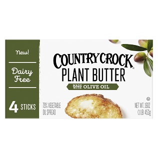Country Crock Plant Butter Sticks Review - Dairy-free, Soy-free and sold in 3 varieties