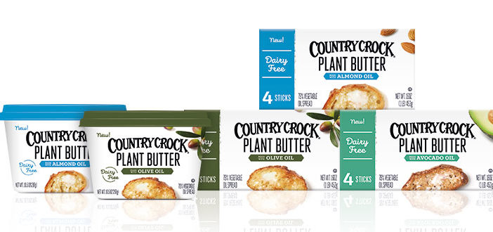 Country Crock Plant Butter Tubs Help Spread More Dairy-Free Options