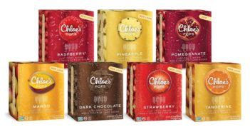 Chloe's Pops Keep it Real with Nine Fruit-Forward Varieties - Review and Info for this dairy-free, vegan, allergy-friendly, all natural frozen treat (varieties include coffee and dark chocolate!)