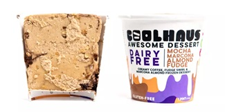 Coolhaus Dairy Free Ice Cream Review and Information - 6 Vegan Flavors, and we have the ingredients, allergen info, availability, ratings, and more!