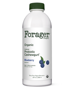Forager Project Drinkable Cashewgurt Review and Full Information - Cultured Probiotic Dairy-Free Yogurt Alternative